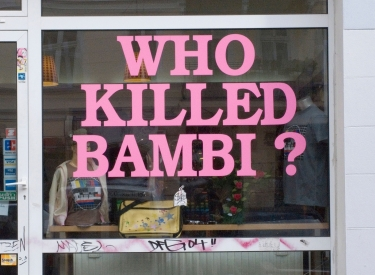 Who Killed Bambi