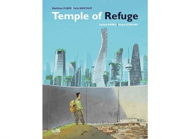 Cover der Graphic Novel Temple of Refuge